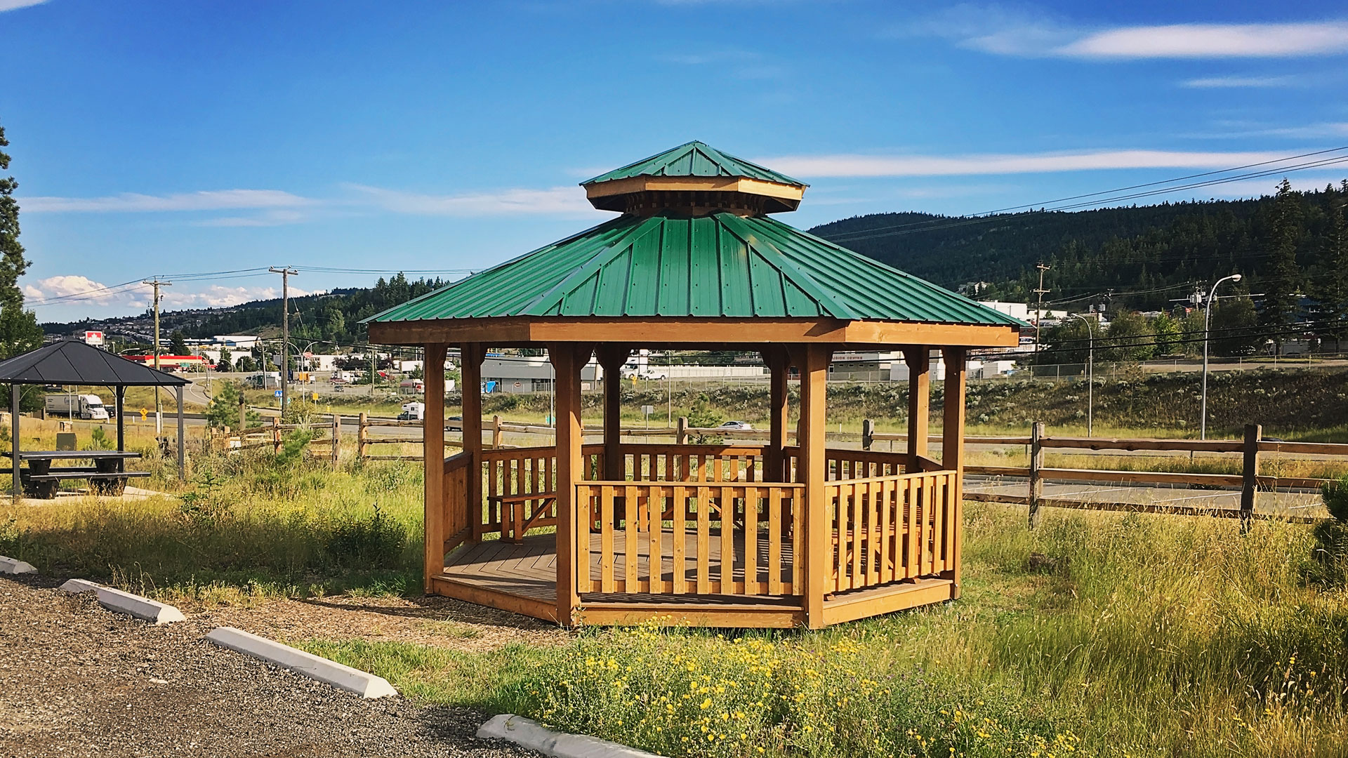 Cedar Gazebos And Kits Valleyview Lumber